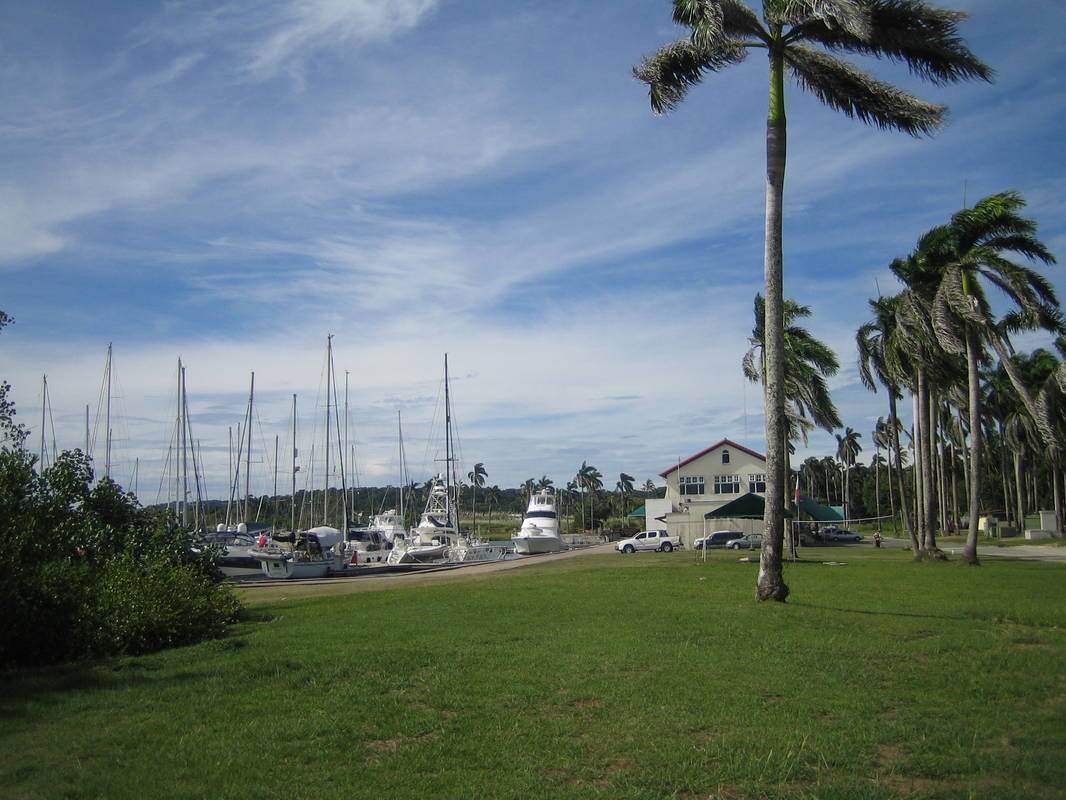 Shelter Bay Marina