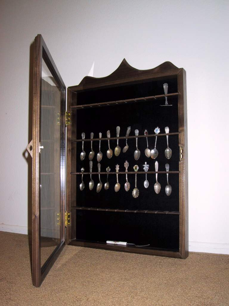 Spoon Cabinet
